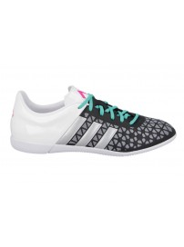 AF5185 Adidas Ace 15.3 IN J (cblack/msilve/shkmin)