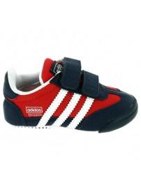 B24694 Adidas Dragon L2W Crib (tomato/ftwwht/midngt)