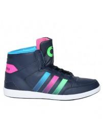 F98643 Adidas Hoops CST Street W (conavy/solblu/sopink)