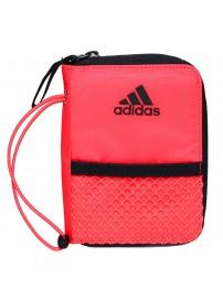 AB0677 Adidas Perf Wallet W (flared/dk grey/dk grey)