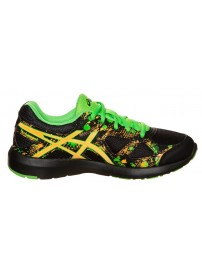 C629N 9030 Asics Gel Lightplay 3GS (black/hot orange/green gecko)