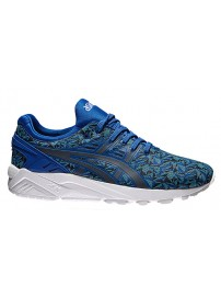 H621N 4950 Asics Gel Kayano Trainer Evo (monaco blue/indian ink)