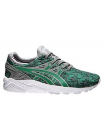 H621N 8484 Asics Gel Kayano Trainer Evo (green/green)