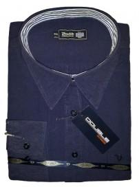 GS-126 Double Ανδρικό πουκάμισο Χρώμα Μπλε