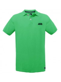 GS-33S 17 Double Ανδρικό Polo t-shirt Χρώμα Λαχανί