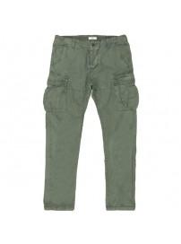 CCP-05A Double Ανδρικό παντελόνι (μεγάλα μεγέθη) Χρώμα Πράσινο