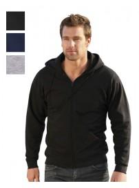 SWZ-280 Keya Hooded sweatshirt with full zip