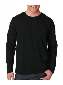 MCL-150 Keya T-shirt long sleeve Χρώμα Μαύρο