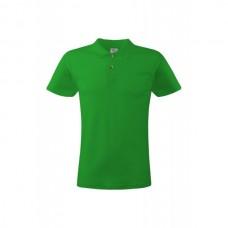 MPS-180 Keya Ανδρικό Πικέ Μπλουζάκι Πόλο Χρώμα Πράσινο
