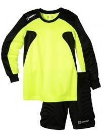 N5464 Lotto Παιδική Στολή Τερματοφύλακα Χρώμα Κίτρινο