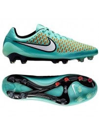 649230 301 Nike Magista Opus FG (hypr trq/wht lsr orng promo)