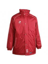 Art. 1234 047 Patrick Padded Jacket Χρώμα Κόκκινο