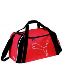065605 01 Puma United Large Bag (puma red/black/white)