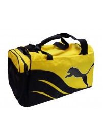 067199 02 Puma PowerCat 5.10 Medium Bag (dandelion/black/white)