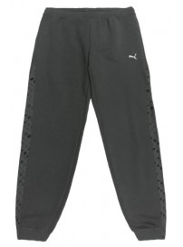 549404 01 Puma Since 48 Sweat Pants (μολυβί)