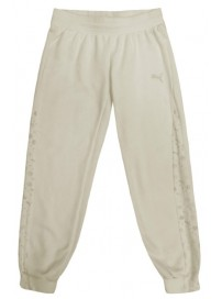 549404 02 Puma Since 48 Sweat Pants (μπεζ)