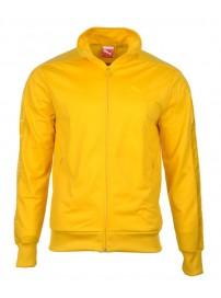 558644 16 ΖΑΚΕΤΑ ΓΥΑΛΙΣΤΕΡΗ PUMA M TRACK JACKET Χρώμα Κίτρινο