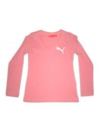 807374 04 Puma Large Logo LS Παιδική Μπλούζα