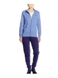 831824 40 Puma ESS Sweat Suit CL (bleached denim/astral aura)