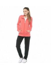 831824 42 Puma ESS Sweat Suit CL (cayenne/black)