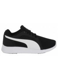 359904 01 Puma ST Trainer EVO (black/white)