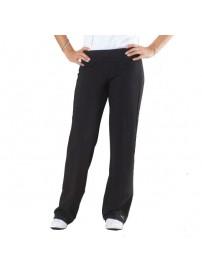 504659 02 Γυναικείο παντελόνι Puma Shala Mind Body Pants Χρώμα Μαύρο