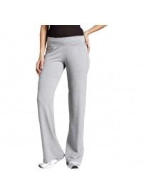 504659 03  Puma Γυναικείο παντελόνι Shala Mind Body Pants Χρώμα Γκρι
