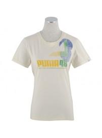 554712 03 Puma Originals Graphic Γυναικείο T-Shirt