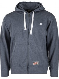 A4-032-1-192 Russell Athletic Zip Through Hoody