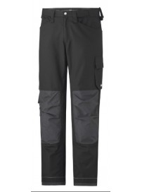 76408 999 Helly Hansen Visby Canvas Pant Tradesmen (black)