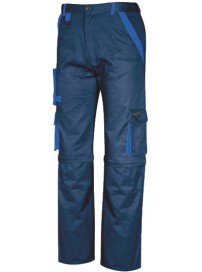 525 Fageo Trousers Navy blue/Royal