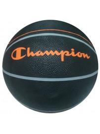 Champion Μπάλα Μπάσκετ Χρώμα Μαύρο/Πορτοκαλί