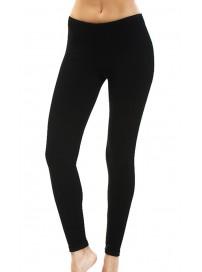DK02F Derya Kursun Thermal Underwear Γυναικείο ισοθερμικό κολάν Χρώμα Μαύρο