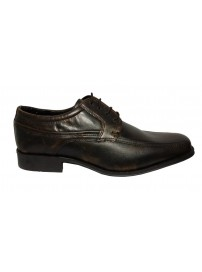WQ29 8109 S&G Ανδρικά δερμάτινα παπούτσια (ANTIQUA 304)
