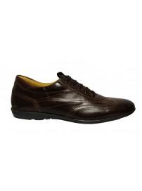 WT60 02101 S&G Ανδρικά δερμάτινα παπούτσια (HIMALAYA 311)