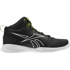 AR2518 Reebok Own The Court 2.0 (black/green/white)