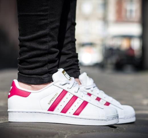 ff73430e440 Γυναικεία αθλητικά παπούτσια Adidas Superstar Foundation