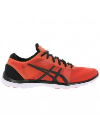S466N 0699 Asics Gel Fit Nova (hot coral/onyx/lightning)