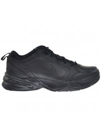 415445 001 Nike Air Monarch IV (black/black)