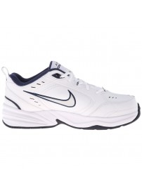 415445 102 Nike Air Monarch IV (white/metallique/silver)