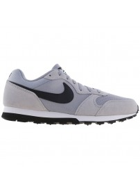 749794 001 Nike MD Runner 2 (wolf grey/black white)