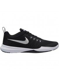 924206 001 Nike Legend Trainer (black/metalic silver/white)