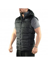 EVR10242 01 Everlast Zip Gillet (black)