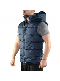 EVR10242 02 Everlast Zip Gillet (blue)