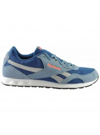 CN3098 Reebok Royal Connect (hs-blue slate/bunker blue/tin grey/red/wht)