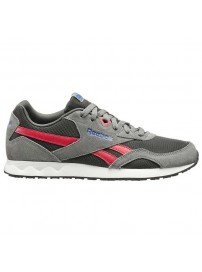 CN3099 Reebok Royal Connect (hs-alloy/coal/cranbery red/vital blue/wht/blk)