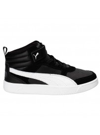 363917 10 Puma Rebound Street V2 V PS (black/white)
