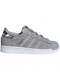 B37278 Adidas Superstar C (chsogr/chsogr/ftwwht )