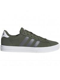 DB0281 Adidas Daily 2.0 (basgrn/grefou/ftwwht)