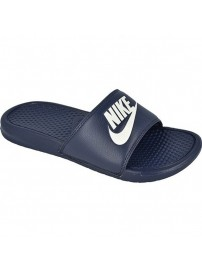 343880 403 Puma Benassi JDI Slides (midnight navy/windchill)